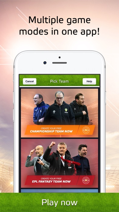 Fantasy Hub - Football Manager for Pc - Download free Sports