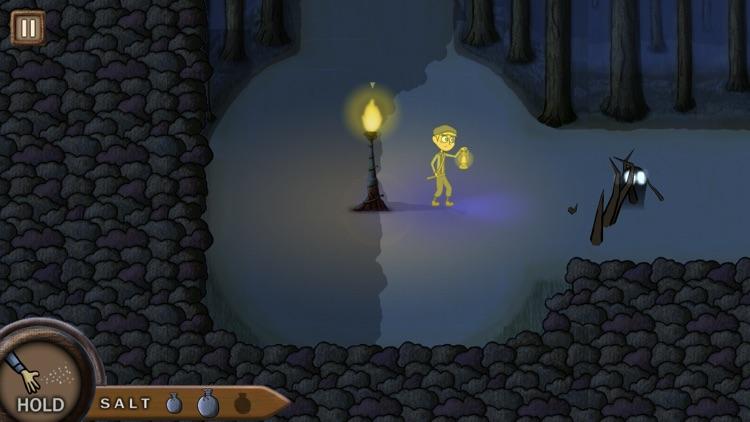 Spirits of Anglerwood Forest screenshot-7