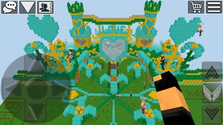 WorldCraft : 3D Build & Craft screenshot-5
