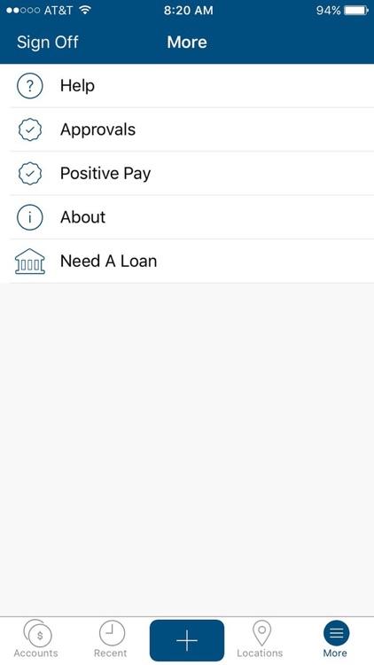 Lake City Bank Business Mobile screenshot-4