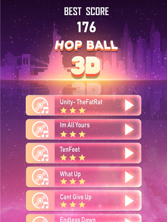 Hop Ball 3D screenshot 6