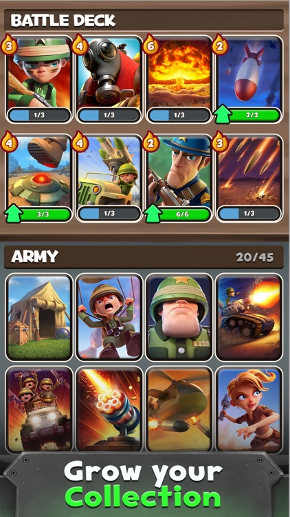 War Heroes Strategy Card Games screenshot-3