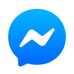 Ícone do app Messenger