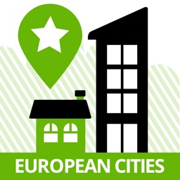 Travel Guide Europe (City Map)