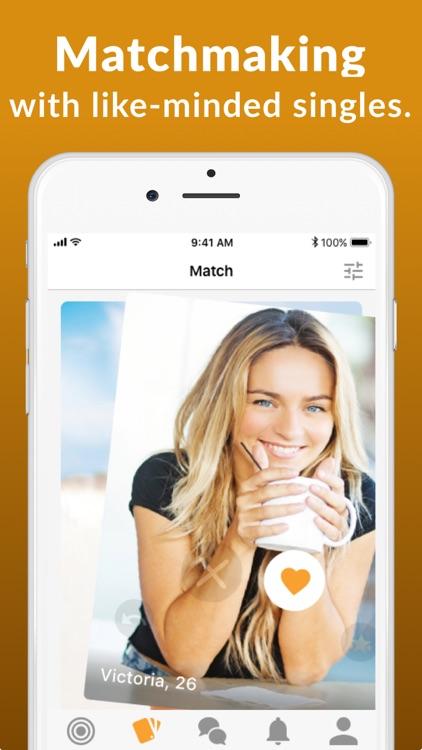 Qeep® Dating App for Singles screenshot-4