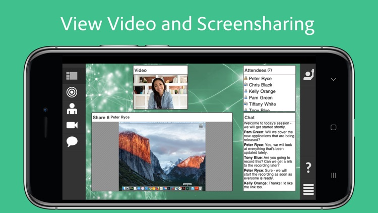 Adobe Connect screenshot-3