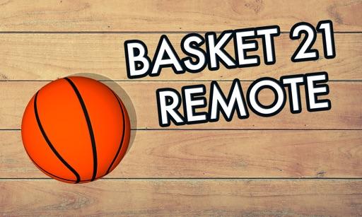 Basket 21 Remote