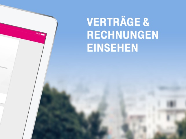 ‎MeinMagenta Screenshot