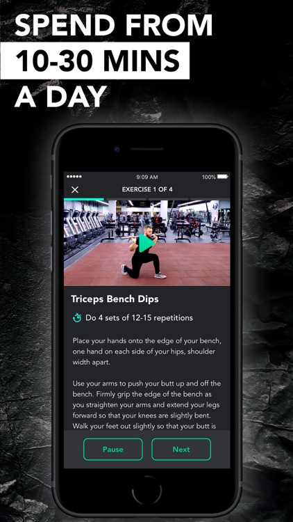 GymMan screenshot-3