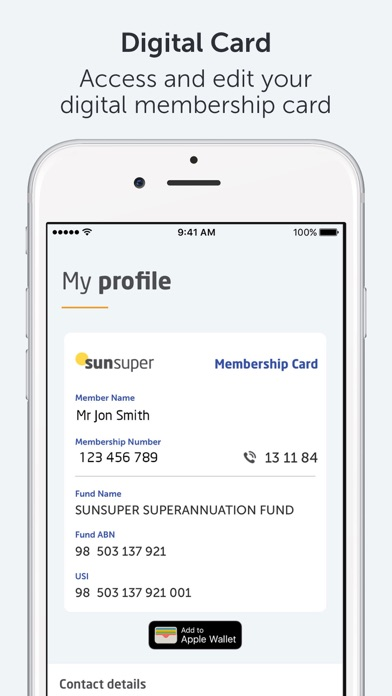 Download Sunsuper - manage your super for Pc