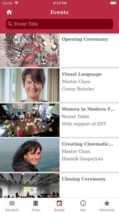 Festberg app image