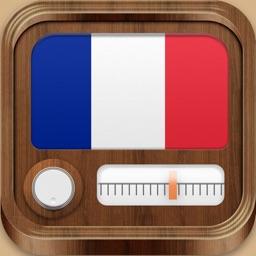 French Radio player