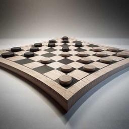 Checkers V+, fun board game