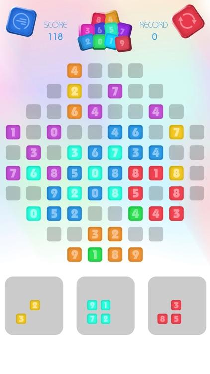 Numbers Block Puzzle - Match 3 screenshot-7