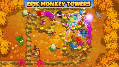 Screenshot for Bloons TD 6 in Jordan App Store