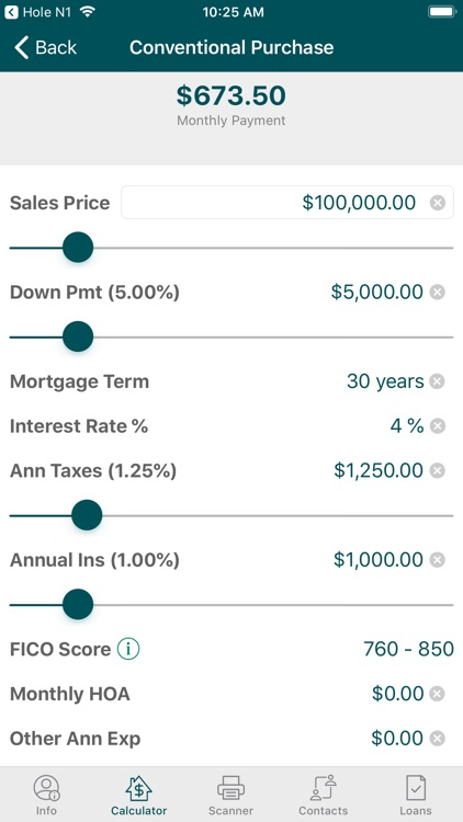 Evergreen Home Loan