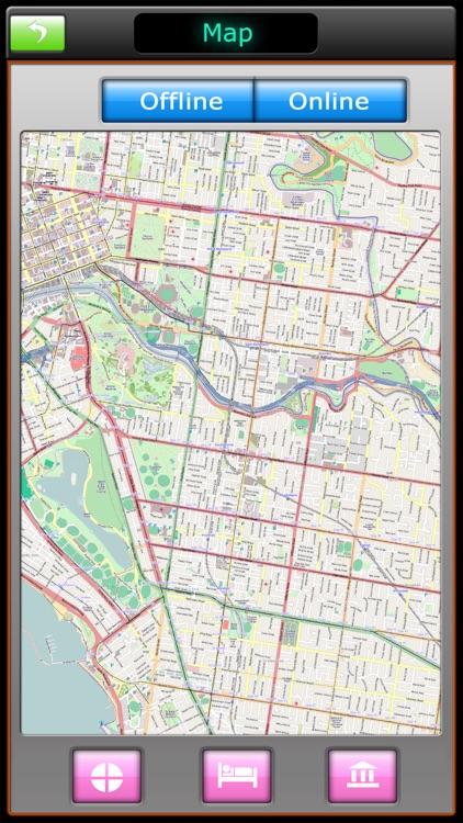 Melbourne Offline Map Guide screenshot-3