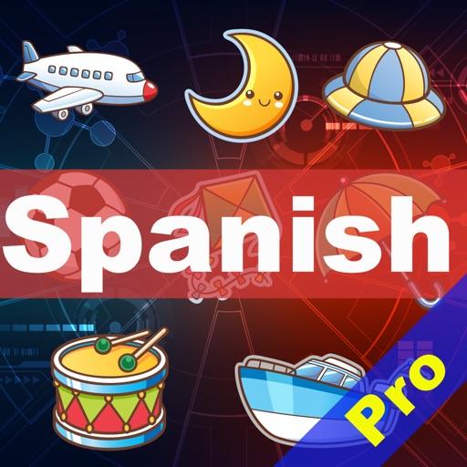 Fun Spanish Flashcards Pro