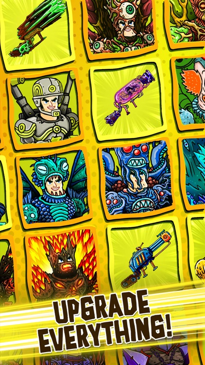 Tap Busters: Bounty Hunters screenshot-3