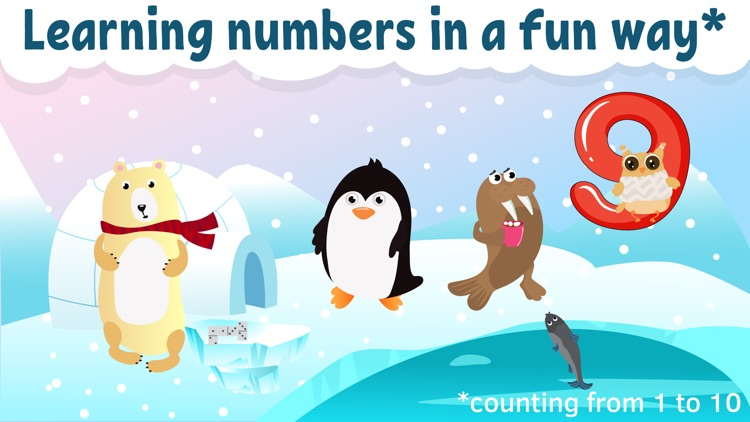 Learning numbers for kids 123