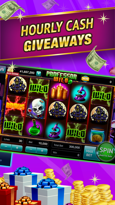 SpinToWin Slots & Sweepstakes - Revenue & Download estimates