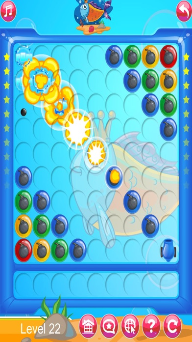Fish Bubble screenshot three