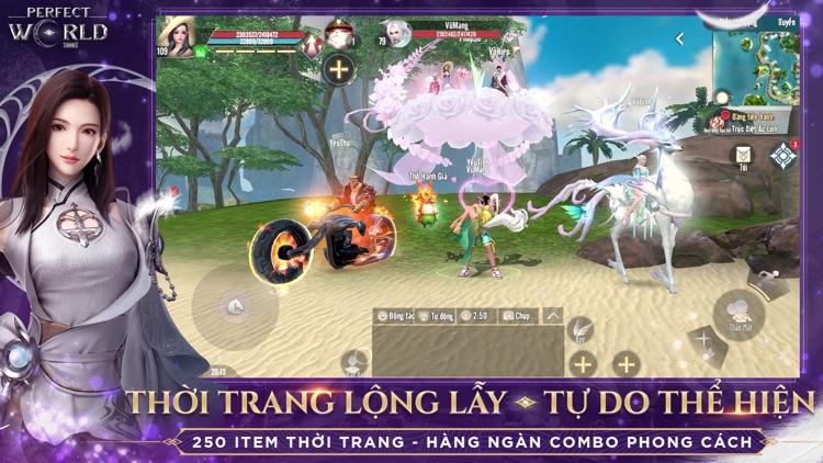 Perfect World VNG screenshot-6