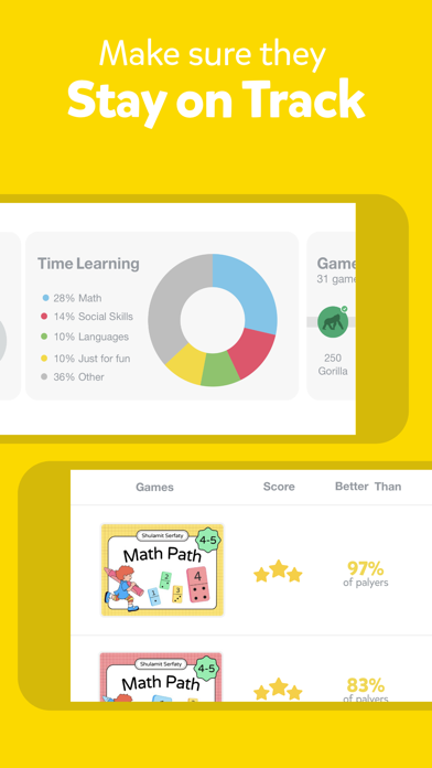 Screenshot for TinyTap - Kids Learning Games in United States App Store