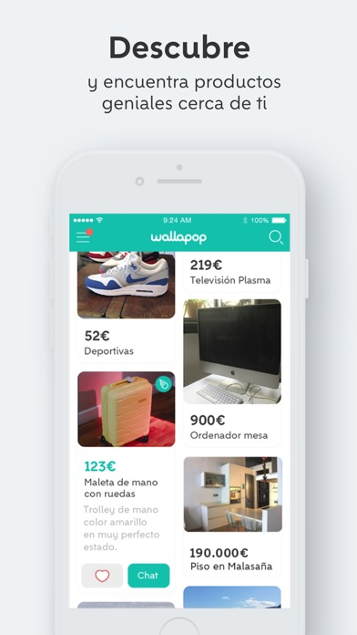 download Wallapop - Compra y vende apps 2
