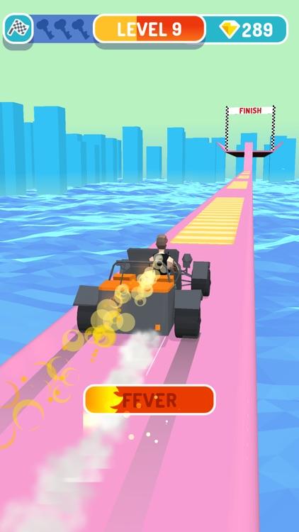 Parkour Race 3D screenshot-4