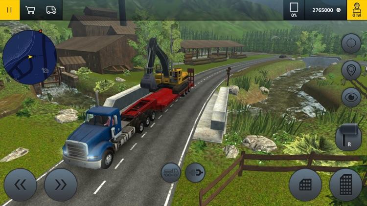 Construction Simulator PRO screenshot-3