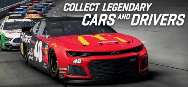 NASCAR Heat Mobile on the App Store