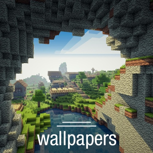 GreatApp Minecraft Wallpapers
