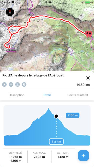 IGNrando' – Hiking in Franceのおすすめ画像6