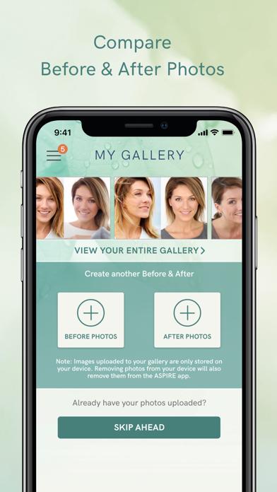 ASPIRE Galderma RewardsScreenshot of 4