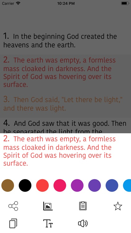 NIV Bible Pro screenshot-7
