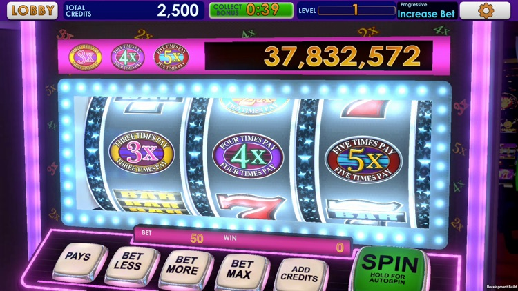 Triple 7 Deluxe Classic Slots screenshot-6