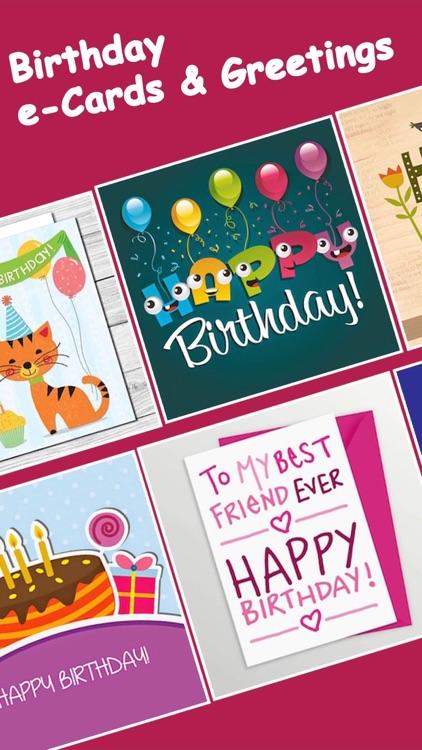 Happy Birthday Cards&Greetings