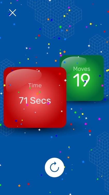 Rubik's Official Cube screenshot-5