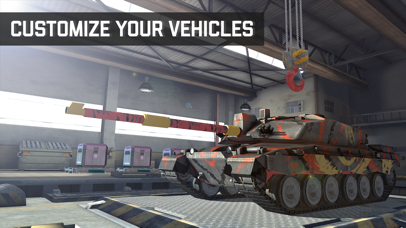 Massive Warfare: war machines screenshot 5