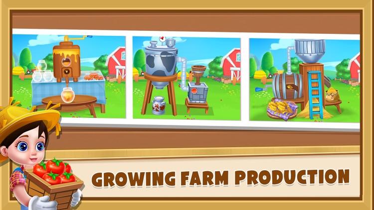 Farm.House - Fun Farming Games screenshot-4