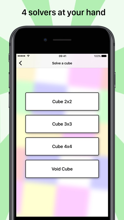 Magic Cube Solver screenshot-2