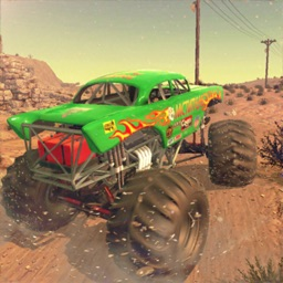 Monster Truck: 3D Simulation