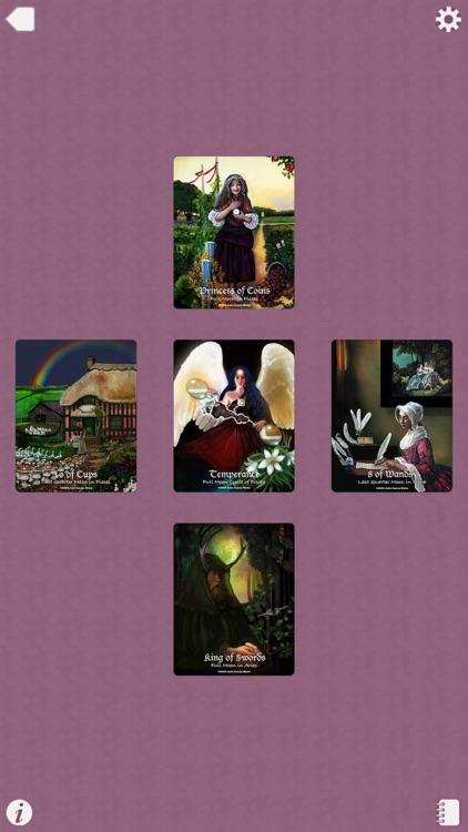 The MAAT Tarot screenshot-4