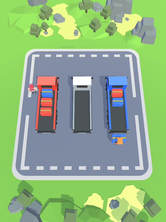 Truck Sort 3D screenshot 6