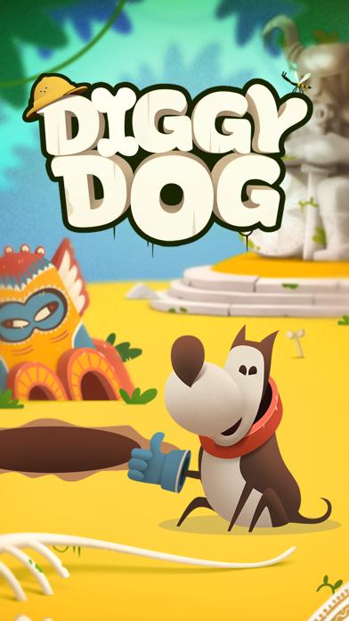 ココ掘れワンワン (My Diggy Dog)のおすすめ画像1