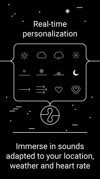 Endel: Focus, Sleep, Relax screenshot-4