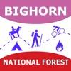 Bighorn National Forest - GPS