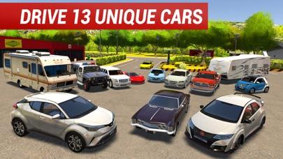 Roundabout 2: City Driving Simのおすすめ画像5