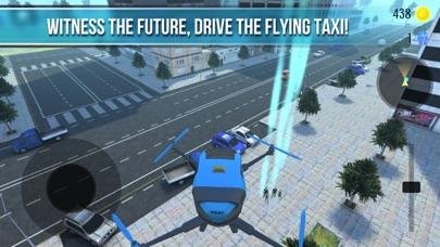 Drone Taxi Simulator